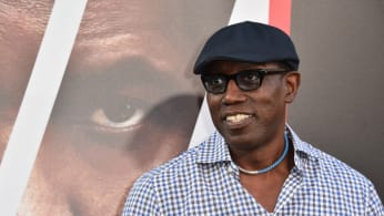 """Wesley Snipes attends the premiere of Columbia Pictures' """"Equalizer 2"""""""