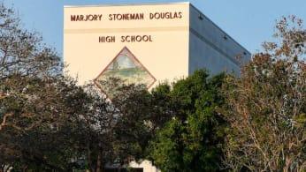 Marjory Stoneman Douglas High School.
