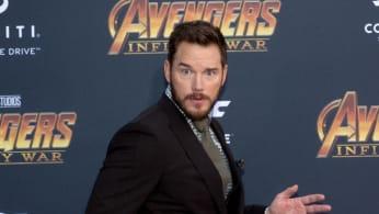 Chris Pratt attends the 'Avengers: Infinity War' World Premiere
