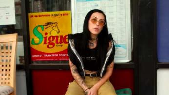 """Kreayshawn's """"Boutta"""" Music Video"""