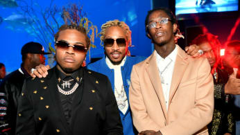 Rapper Gunna, Future and Young Thug