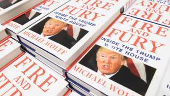 Trump book 'Fire and Fury'