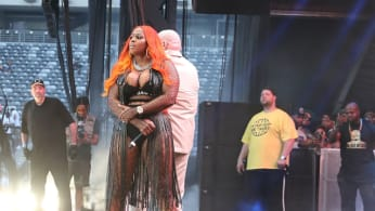 Remy Ma at HOT 97 Summer Jam 2017