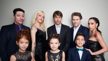'The Florida Project' cast at the 55th New York Film Festival