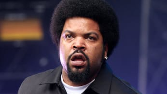 This is a photo of Ice Cube from Wikimedia Commons.