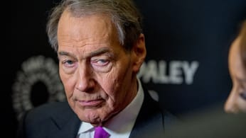 This is a photo of Charlie Rose.