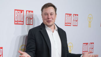 This is a picture of Elon Musk.