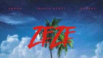 "Kodak Black x Travis Scott x Offset ""Zeze"""