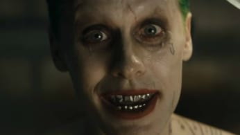 Jared Leto plays a creepy Joker in 'Suicide Squad.'