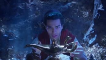 This is a picture of Aladdin.