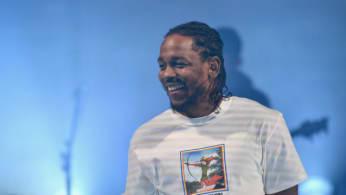 Kendrick Lamar Live At Music Hall Of Williamsburg In Brooklyn, NY
