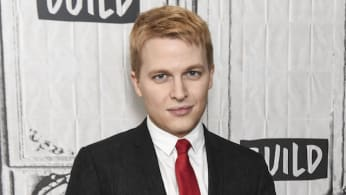 Ronan Farrow in New York City