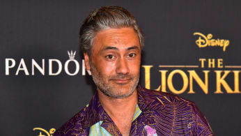 """Taika Waititi attends the premiere of Disney's """"The Lion King."""""""