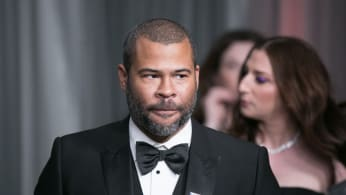 Jordan Peele attends the Focus Features Golden Globe Awards After Party