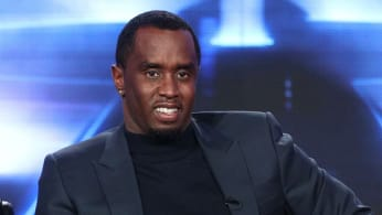 Sean 'Diddy' Combs at the 2018 Winter Television Critics Association Press Tour