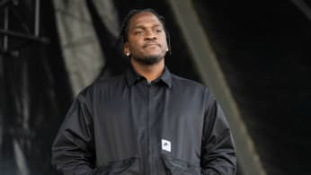 Pusha T performs onstage during Field Day Festival 2019