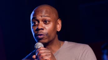 Dave Chappelle performs at The Imagine Ball Honoring Serena Williams