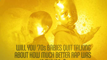 70s Babies Say Rap Was Better in the 90s