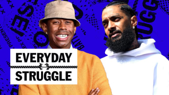 Wack 100 on People Showing 'Fake Love' to Nipsey, Tyler Calls 'Goblin' Trash | Everyday Struggle