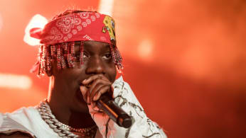 Lil Yachty performs during Reebok's 'Breaking Classic.'