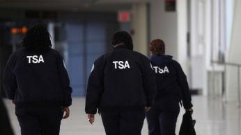 TSA at JFK airport