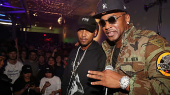 This is a photo of Cam'ron.