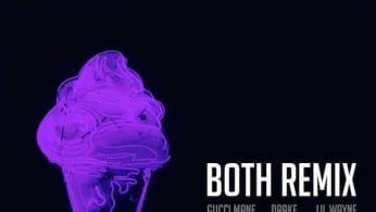 """Gucci Mane """"Both (Remix)"""" f/ Drake and Lil Wayne"""