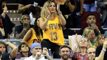 TV personality Khloe Kardashian