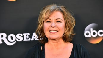 This is a photo of Roseanne.