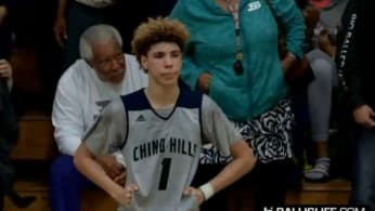 LaMelo Ball scored 92 points in a game.