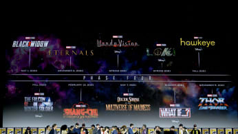 Marvel Studios Phase 4 at San Diego Comic-Con 2019