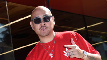 Ben Baller attends Ben Baller Launches VVS At MedMen Robertson Boulevard