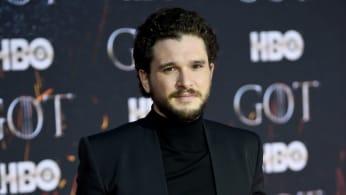 Kit Harington attends 'Game Of Thrones' Season 8