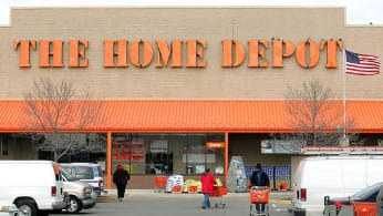 This is a photo of Home Depot.