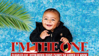 Khaled I'm the One cover