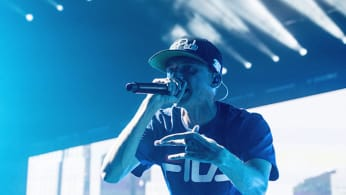 Logic performs at The Forum on July 6, 2016