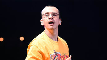 This is a photo of Logic.