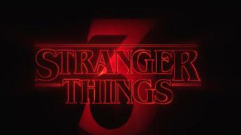 Screenshot from 'Stranger Things' season three teaser trailer.