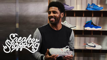 Kyrie Irving Goes Sneaker Shopping With Complex | Sneaker Shopping