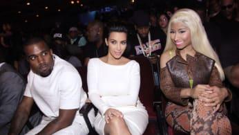 Kanye Nicki collab