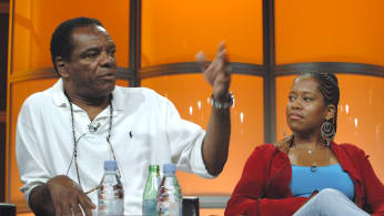 John Witherspoon and Regina King