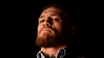 This is a photo of Conor Mcgregor.