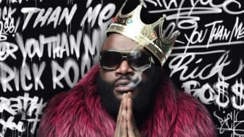 "Rick Ross ""Rather You Than Me"""