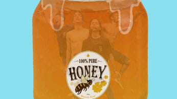"This is the cover for Shake's ""Honey."""