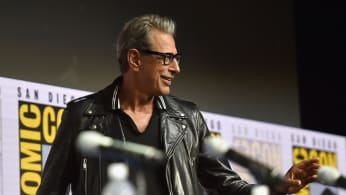 Actor Jeff Goldblum from Marvel Studios' 'Thor: Ragnarok'