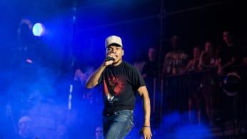 Chance The Rapper/Lorne Thomson