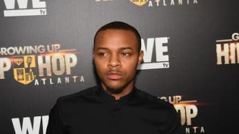Shad Moss attends 'Growing Up Hip Hop Atlanta' Atlanta Premiere