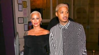 Amber Rose and AE