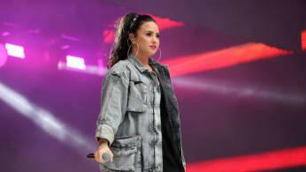 Demi Lovato performance