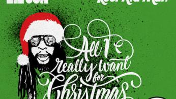 Artwork for Lil Jon Xmas song